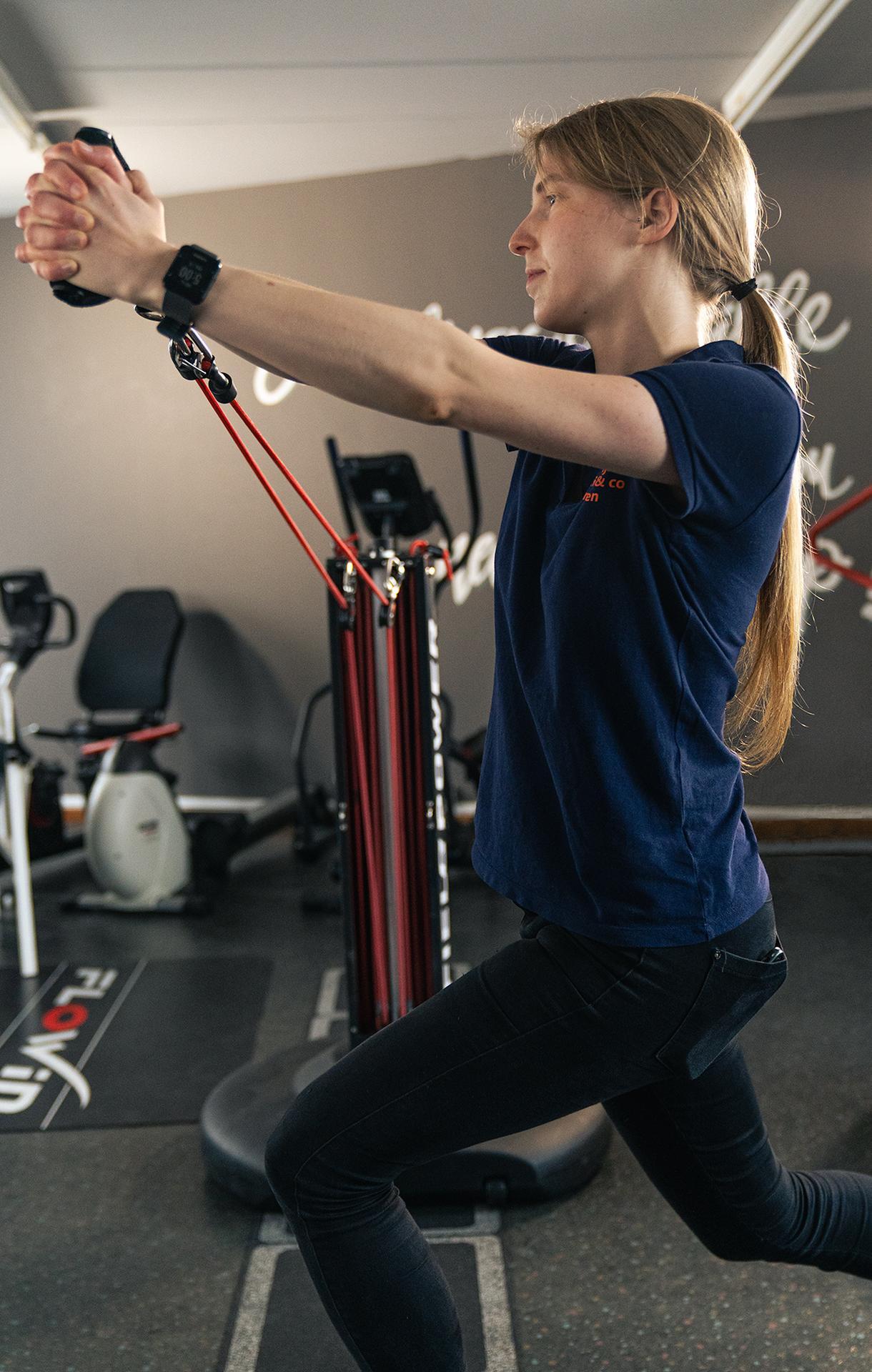 Sport- kinesitherapie